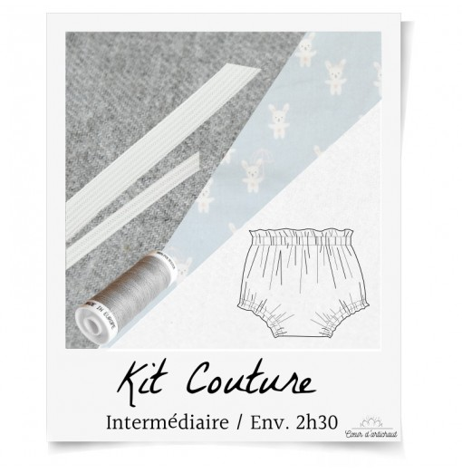 KIT COUTURE CULOTTE...