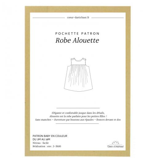 PATRON PDF ROBE BEBE FILLE...