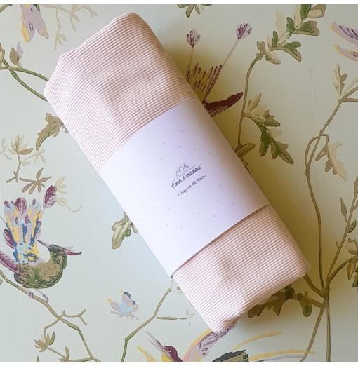 Coupon tissu – Velours...